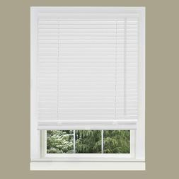 "NEW CORDLESS 1"" VINYL MINI WINDOW BLINDS, VENETIAN BLIND"