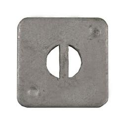 10 QTY. -Lead-Free Drapery Weights, Square , 1'' x 1''