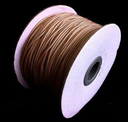 300 ft. 0.9mm Tan Window Blind Cord, String, Honeycomb, Cell