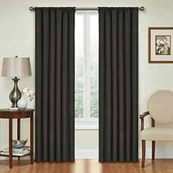 42 X 63 Inch Blackout Curtains Thermal Window Curtain Single