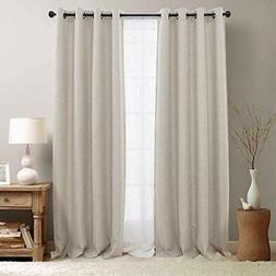 jinchan 95 inch Curtains for Bedroom Window Treatment