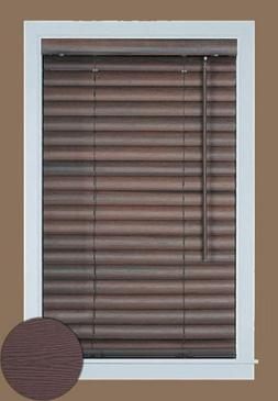 "Achim Home Furnishing Cordless GII Luna 2"" Slat Venetian Win"