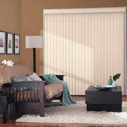 Bravada Select, Superior 3 1/2 inch Vertical Blinds Color: P