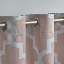 Exclusive Home Curtains EH8021-09 2-96G Ironwork Panel Pair,