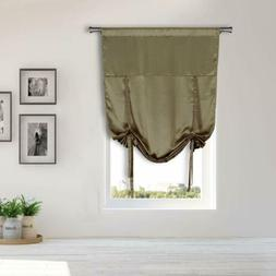 Duck River Textile Irene Blackout Window Curtain, 38 x 63 In