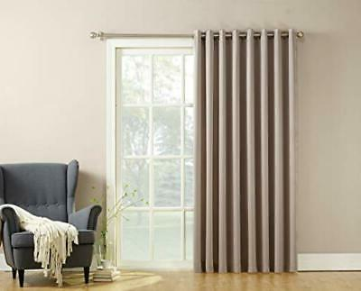 """1x Blackout Window Thermal Draperies Blinds 100""""x84"""""""