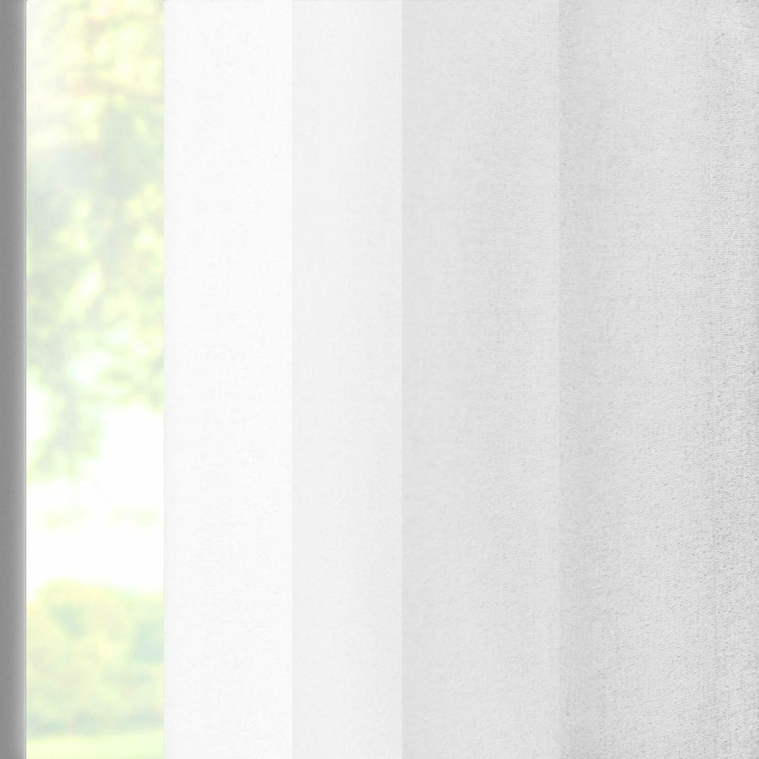 Chicology Adjustable Sliding Cut Length Blinds, Up to to 8
