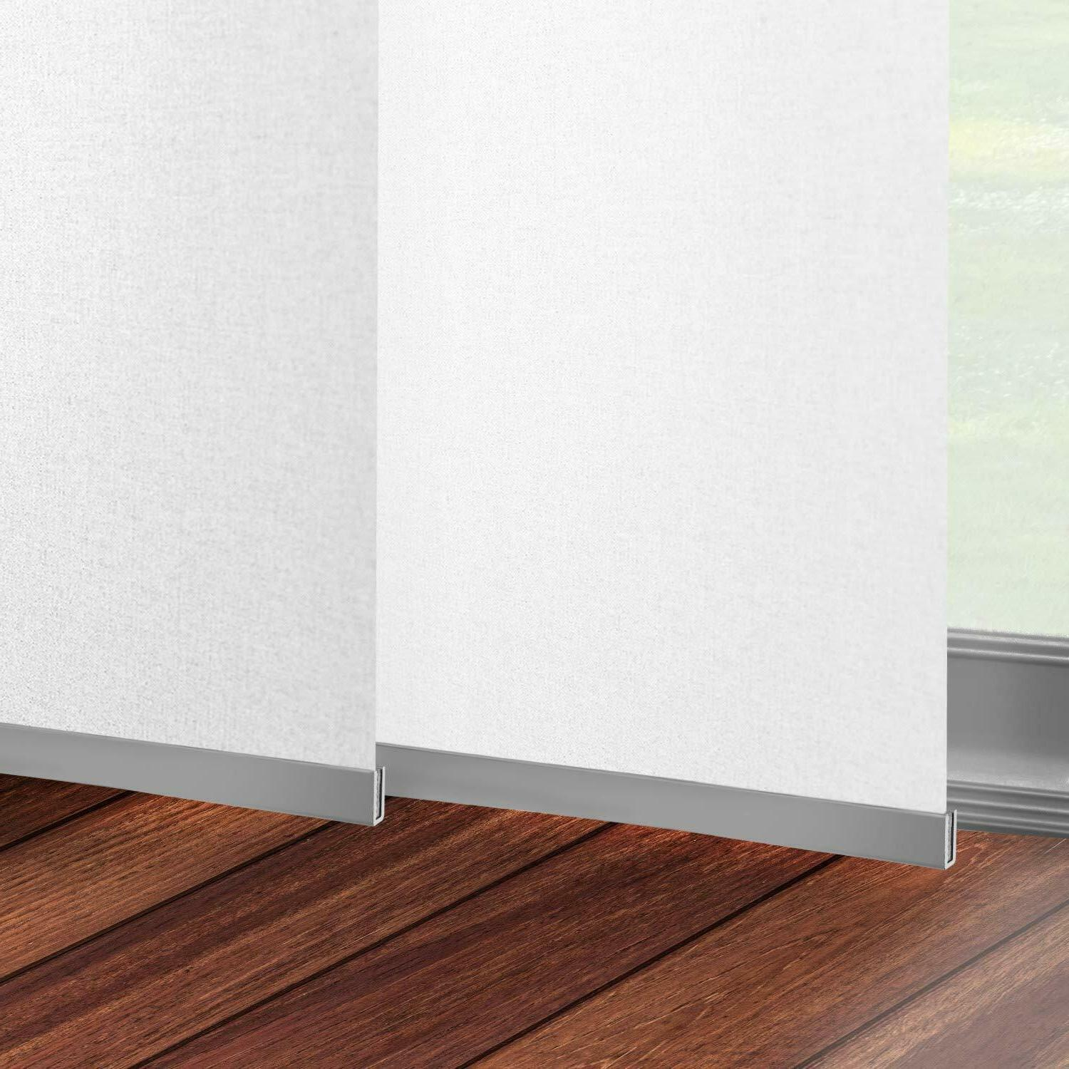 Chicology Adjustable Cut to Length Vertical Blinds, Up Up to