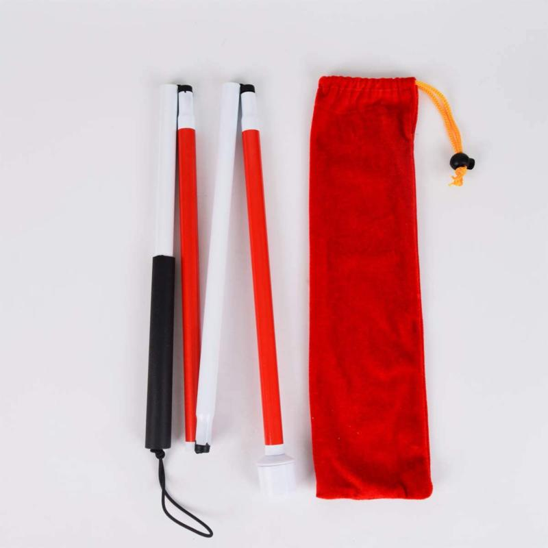 Baitaihem Folding Blind With Marshmallow For Vision Impaired And B
