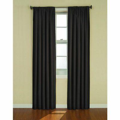 Blackout Curtains Thermal Panel 42 95 Inch
