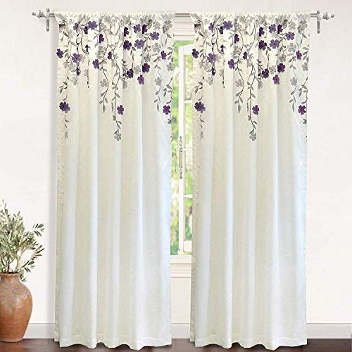 isabella faux silk embroidered window