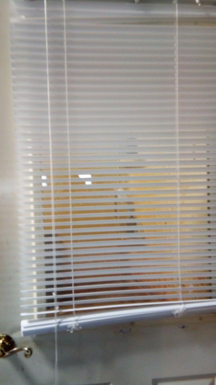 Magnetic Window 25 X 68 Easy Install Magnetic Blinds
