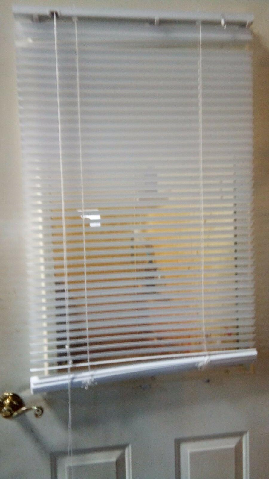 magnetic window blinds 25 x 68 easy