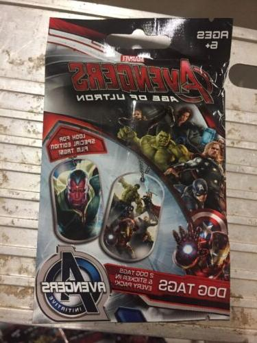 Marvels Age Ultron Lot Of For Tags!