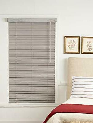 qjdg712640 cordless 2 inch faux wood blind