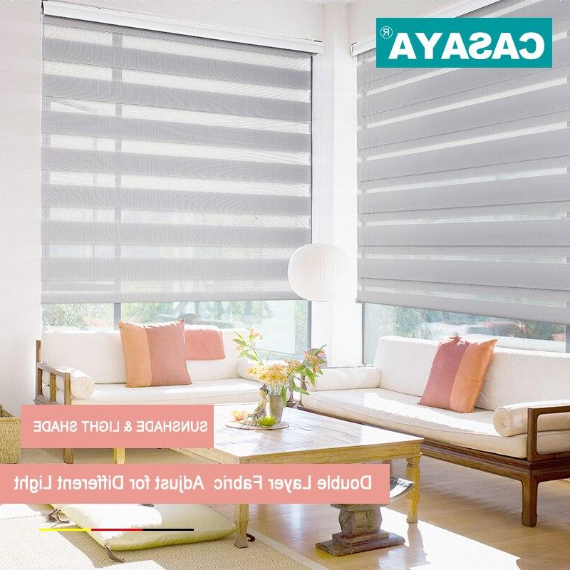 Shell Valance System Zebra light shading <font><b>Blinds</b></font> Living Bedroom Study