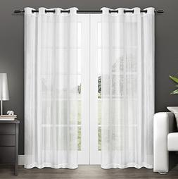 Exclusive Home Penny Grommet Window Curtain
