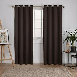 Exclusive Home Curtains Sateen Twill Weave Blackout Window C