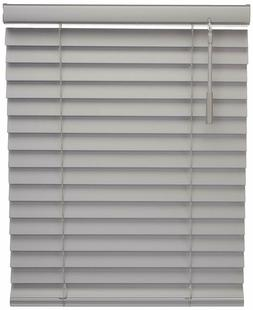 Norman Windows Smart Privacy Faux Wood Blinds