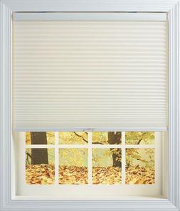 """Snow White New Age Cordless Blinds 18.5 x 64"""""""