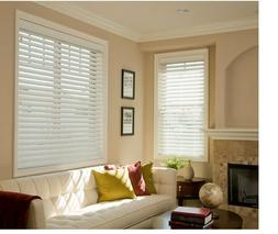 Bravada Select, Superior 2 1/2 inch Faux Wood Blinds- EXTRA