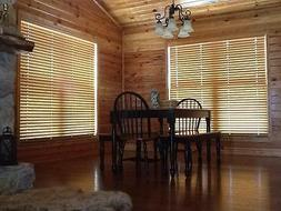 Bravada Select, Superior 2 inch Real Wood Blinds- Contact us